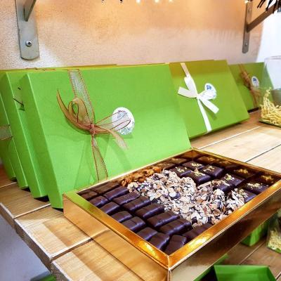 Boîte herbacée 'Les Trésors d'Uriel'